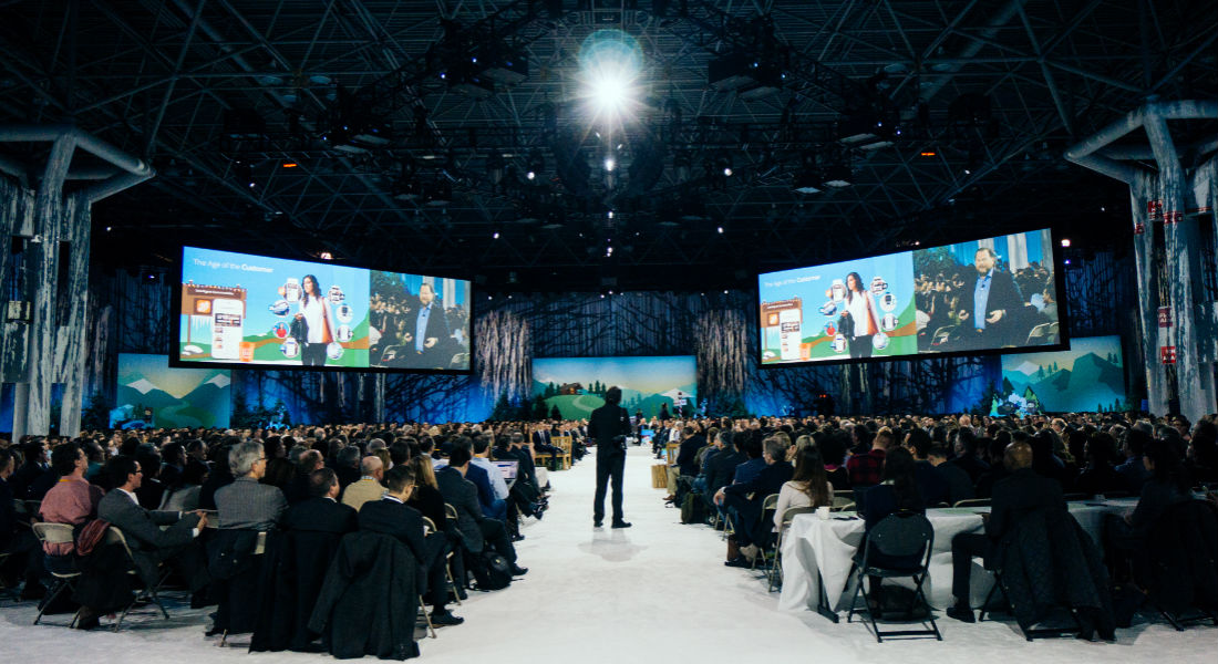 Salesforce World Tour New York 2016
