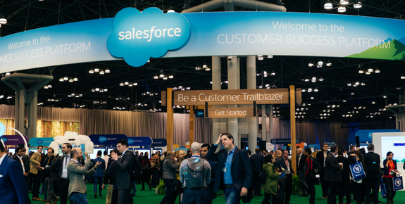 Salesforce World Tour NY 2016