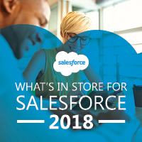 Salesforce predictions 2018