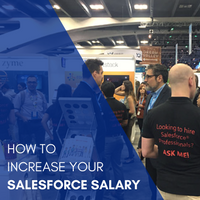 How to increase your Salesforce salary