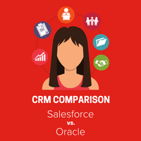 CRM comparison: Salesforce vs. Oracle CX Cloud and Siebel