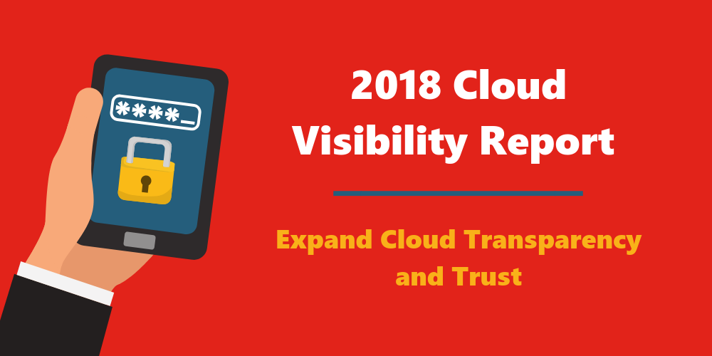 FairWarning 2018 Cloud Visibility Report
