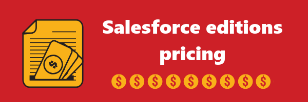 Salesforce editions pricing