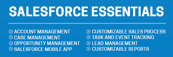 Salesforce Essentials pricing cost