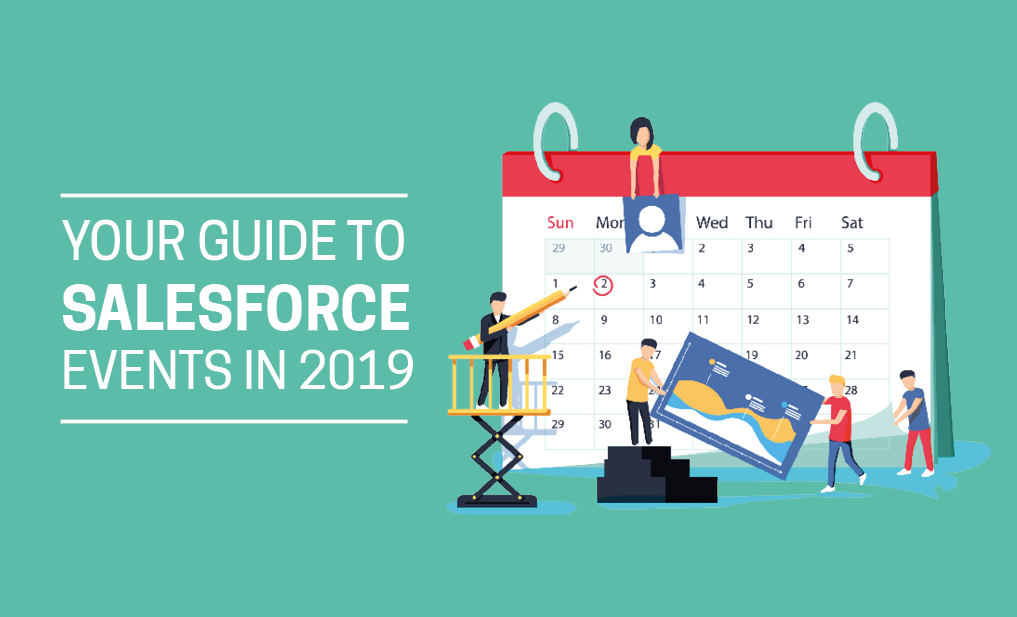 Salesforce events 2019
