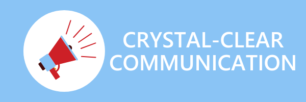 Crystal-clear communication