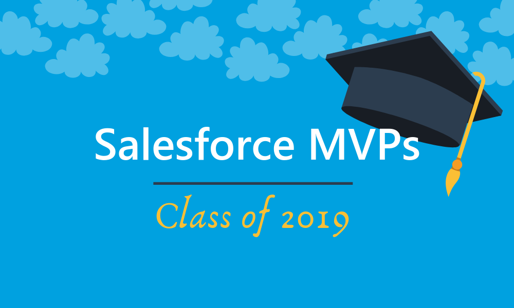 Salesforce MVPs 2019